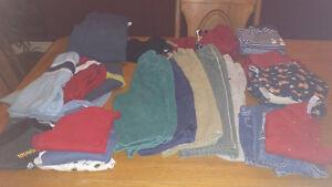Lot de vêtements d'hiver pour garçon 12 mois à 3 ans