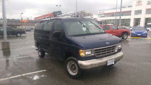 1993 Ford E-350 Work Van