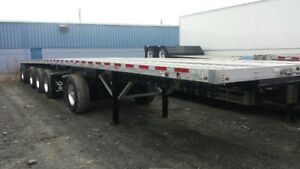 2018 Wilson 5 axle trailer - BRAND NEW - $88,000 or $1490/month