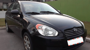 2011 Hyundai Accent 5 Spd ,2 sets of Tires, NEW BRAKES, E TESTED