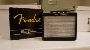 Fender Mini Deluxe MD20 Amp