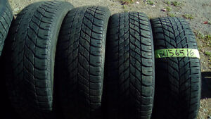 Several sets and pairs of Winter R16 tires