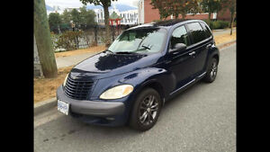 2002 Chrysler PT Cruiser Limited Hatchback