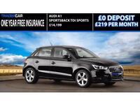 Audi A1 1.6TDI Sportback 2016 Sport
