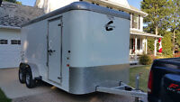 Charmac 14 ft Elite Cargo Trailer
