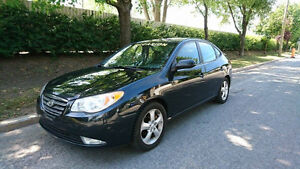2008 Hyundai Elantra Sedan MANUAL ( VERY CLEAN )