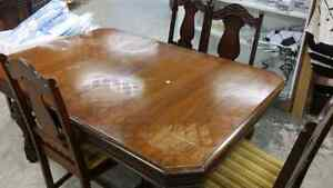 $$!! SOLID WOOD DINNING ROOM SET CHEAP $$!!
