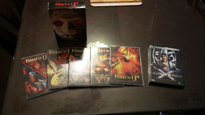 Friday the 13th dvd collection pack
