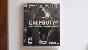 Jeux PS3 a vendre