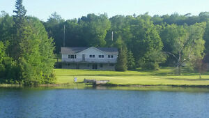 Lakefront Oasis With 2+ Car Garage  in Elliot Lake !!!!!!!!