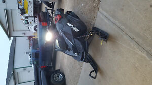 2012 Ski-doo Summit etec 800 turbo 163 trade