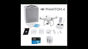 Selling dji phantom 4
