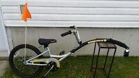 Trail-a-bike for kids/ Trail -a-bike pour enfants