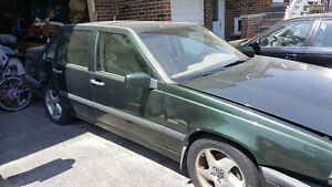 1997 Volvo 850 Sedan for most parts is good, as is