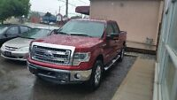 2014 Ford F-150 crewcab ecoboost