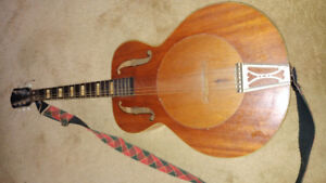 Old Acoustic Guitar, Needs some TLC, Asking $40obo