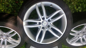 Mercedes Genuine Factory Forged Rims