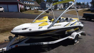 2005 Seadoo Sportster 215 hp supercharged
