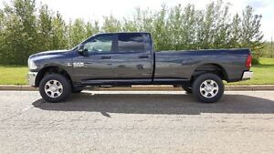 2016 RAM 2500 CREW CAB SLT LONG BOX 8' REDUCED !! AB16R29756