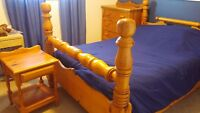 Cannonball bedroom set