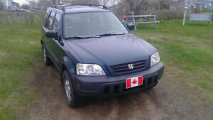 1997 Honda CR-V SUV, Crossover ( PARTS)