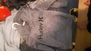 Size 4 hurley dry fit hoody