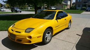 2002 Sunfire GT - CLEAN