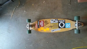 Loaded bamboo longboard Kitchener / Waterloo Kitchener Area image 3