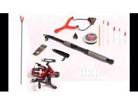 Brand new complete beginners fishing kit