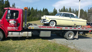 TOWING CAPE  BRETON