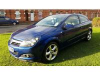 Vauxhall Astra 1.7CDTi 16v Sport Hatch 2006 SRi PX Swap