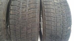 "Set of 4-205/55/16"" tires"