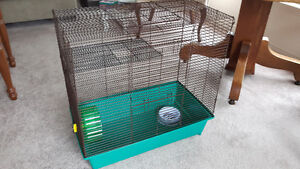 Rodent Cage and Access.