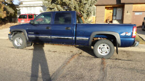 2001 Chev Silverado 1500 HD LS For Sale