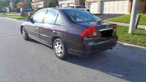 HONDA CIVIC *** 5 speed *** 10/10 perfect mechanical condition
