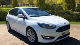 2014 Ford Focus 1.0 EcoBoost 125 ST-Line 5dr Manual Petrol Hatchback