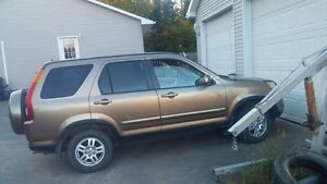 2003 Honda CR-V EX-L Fully Loaded