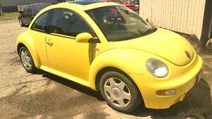 2003 Volkswagen New Beetle GLS Coupe (2 door)
