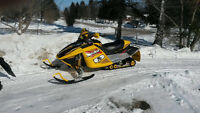 2003 Ski-Doo MXZ 800 Blair Morgan Edition