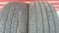 Selling 2 Continental size 215 55 18 all season tires