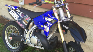 2015 well maintained YZ250