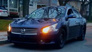2009 Nissan Maxima 3.5 V6, Low Kms, Navigation, Backup Camera