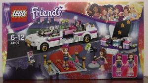 Lego 41107 Friends Pop Star Limo