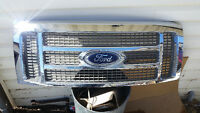 2012 Ford F150 King Ranch grille
