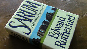 Sarum, The Novel of England, Edward Rutherfurd, 1987
