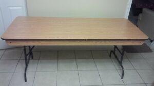 Folding Table Kitchener / Waterloo Kitchener Area image 1