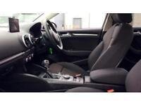 2015 Audi A3 1.6 TDI 110 Sport S Tronic Automatic Diesel Saloon
