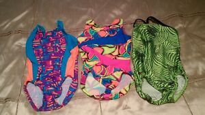 Assorted Gymnastic suits for Sale. Size 4/5. Excellent condition
