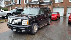 2002 Cadillac Escalade SUV, Crossover