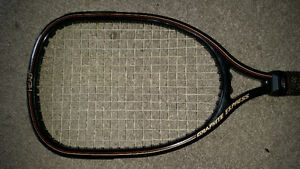 2 tennis / squash racquets only $9 each in excellent condition.. London Ontario image 3